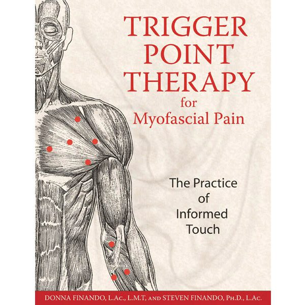 trigger point therapy book